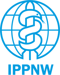 International Physicians for the Prevention of Nuclear War organization