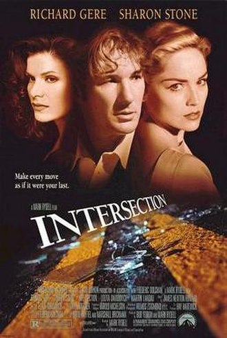 Intersection (1994 film) - Image: Intersection