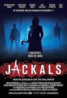 <i>Jackals</i> (2017 film) 2017 film by Kevin Greutert