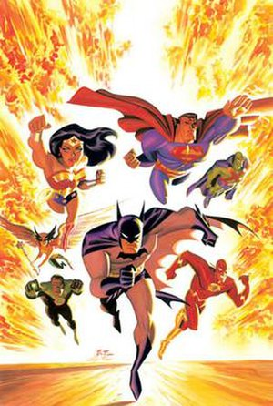 Justice League (TV series) - Image: Justiceleagueadventu res 01