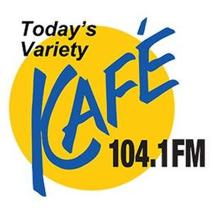 KAFE - Image: KAFE station logo