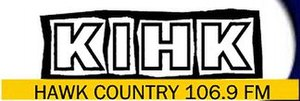 KIHK - Image: KIHK logo