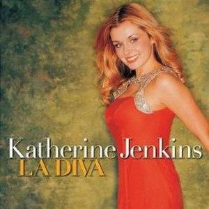 Second Nature (Katherine Jenkins album) - Image: Katherine Jenkins La Diva