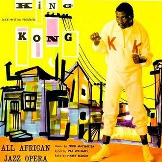 King Kong (1959 musical) - Original African Cast Recording