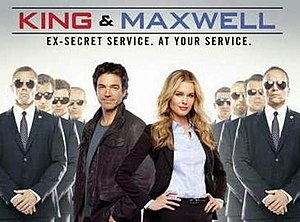 King & Maxwell - Image: King and Maxwell promo