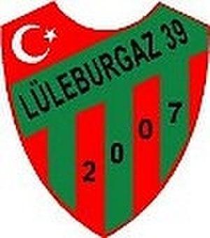 Lüleburgaz 39 Spor - Image: Lüleburgaz 39 Spor logo