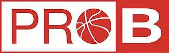 LNB Pro B - Image: LNB Pro B Logo