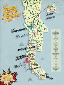 The Norman Fucking Rockwell Tour - Wikipedia
