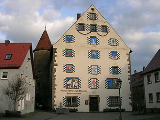 Leutershausen - County Court Building