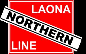 Laona and Northern Railway - Image: Laona and Northern RY logo