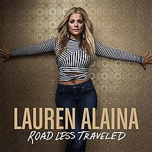 Lauren Alaina - Road Less Traveled (single cover).jpg
