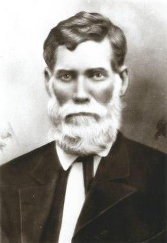 Leopoldo Carrillo - A photograph of Leopoldo Carrillo, courtesy of the Arizona Historical Society