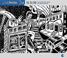 Live Phish Volume 16 - Wikipedia