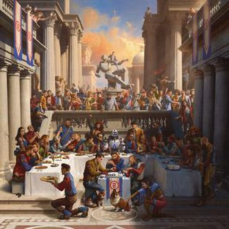 Everybody (Logic album) - Image: Logic Everybody