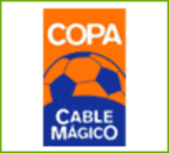 Peruvian Primera División - Logo for Copa Cable Magico between 2005 and 2007.