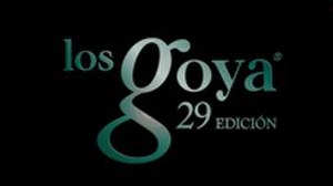 29th Goya Awards - Image: Los Goya 29