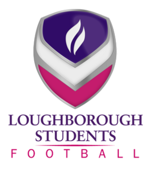 Loughborough University F.C. - Image: Loughborough University F.C. logo