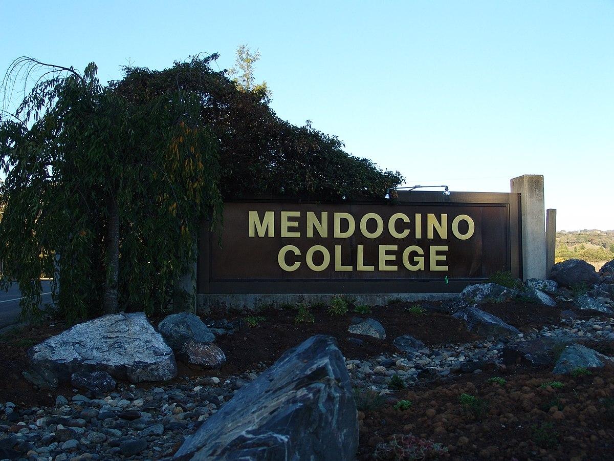 Mendocino College Campus Map.Mendocino College Wikipedia