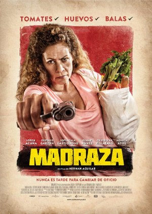 Madraza (film) - Image: Madraza poster