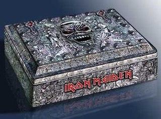 <i>Eddies Archive</i> 2002 box set by Iron Maiden