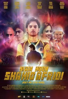 Main Hoon Shahid Afridi (2013) - Hindi Movie