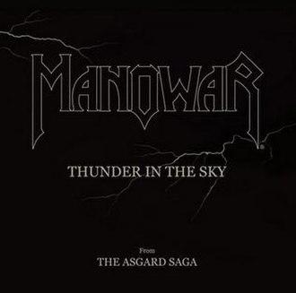 Thunder in the Sky - Image: Manowar thunder