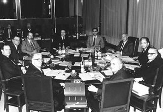 Mansholt Commission - The Mansholt Commission