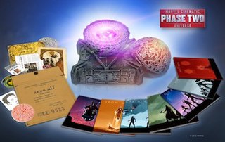 Marvel Cinematic Universe: Phase Two Series of films set in the Marvel Cinematic Universe