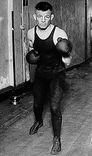 Mike ODowd American boxer