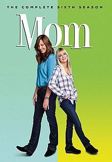 <i>Mom</i> (season 6) Season of American television series