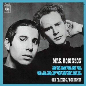 Mrs. Robinson - Image: Mrs. Robinson