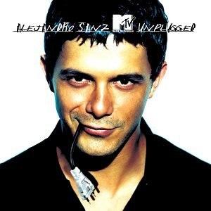 MTV Unplugged (Alejandro Sanz album) - Image: Mtv sanz