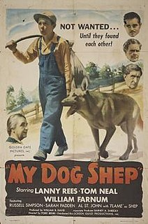 <i>My Dog Shep</i> 1946 film by Ford Beebe