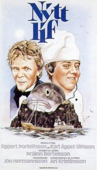 Nýtt líf - Image: Nýtt Líf (DVD)