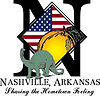Official seal of Nashville, Arkansas