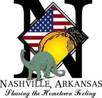 Nashville, Arkansas - Image: Nash logo 001