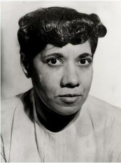 Nellie Stone Johnson American civil rights and labor activist