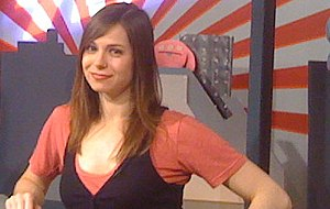 Tekzilla - Veronica Belmont on the new Spring 2009 onwards set