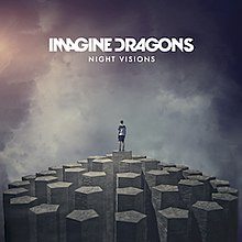 Night Visions Album Coverjpeg Studio By Imagine Dragons