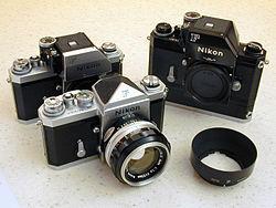 1961 Nikon F Photomic