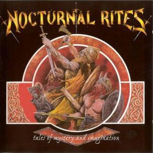 Tales of Mystery and Imagination (Nocturnal Rites album) - Image: Nocturnal Rites Tales of mystery and imagination