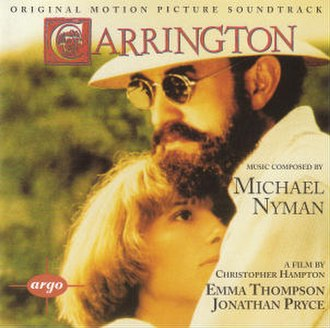 Carrington (film) - Image: Nymancarrington
