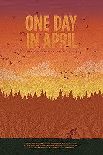 <i>One Day in April</i> 2015 American film