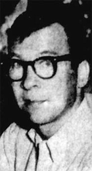 Frank O'Neal - Frank O'Neal in 1958