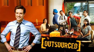 Picture of a TV show: Outsourced