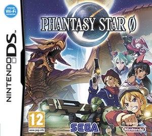 Phantasy Star 0 - Image: Phantasy Star Zero