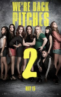 <i>Pitch Perfect 2</i> 2015 American film directed by Elizabeth Banks