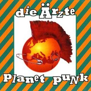 Planet Punk - Image: Planetpunk