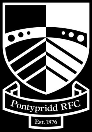 Pontypridd RFC - Image: Pontypridd rugby badge