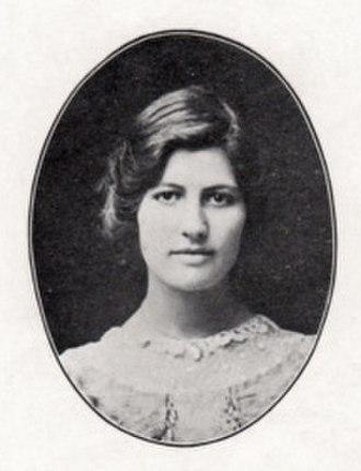 Kathleen Blackshear - Image: Portrait of Kathleen Blackshear